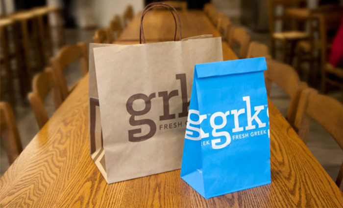 Fresh imagery and branding from GRK